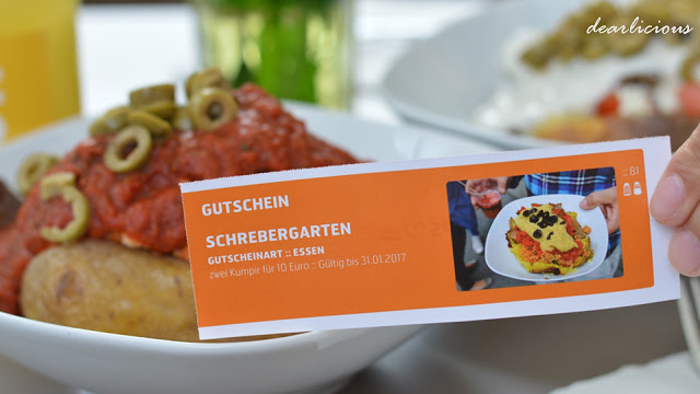 Kumpir im Schrebergarten Mainz | dearlicious | http://dearlicious.blogspot.com/2016/02/schrebergarten-mainz.html