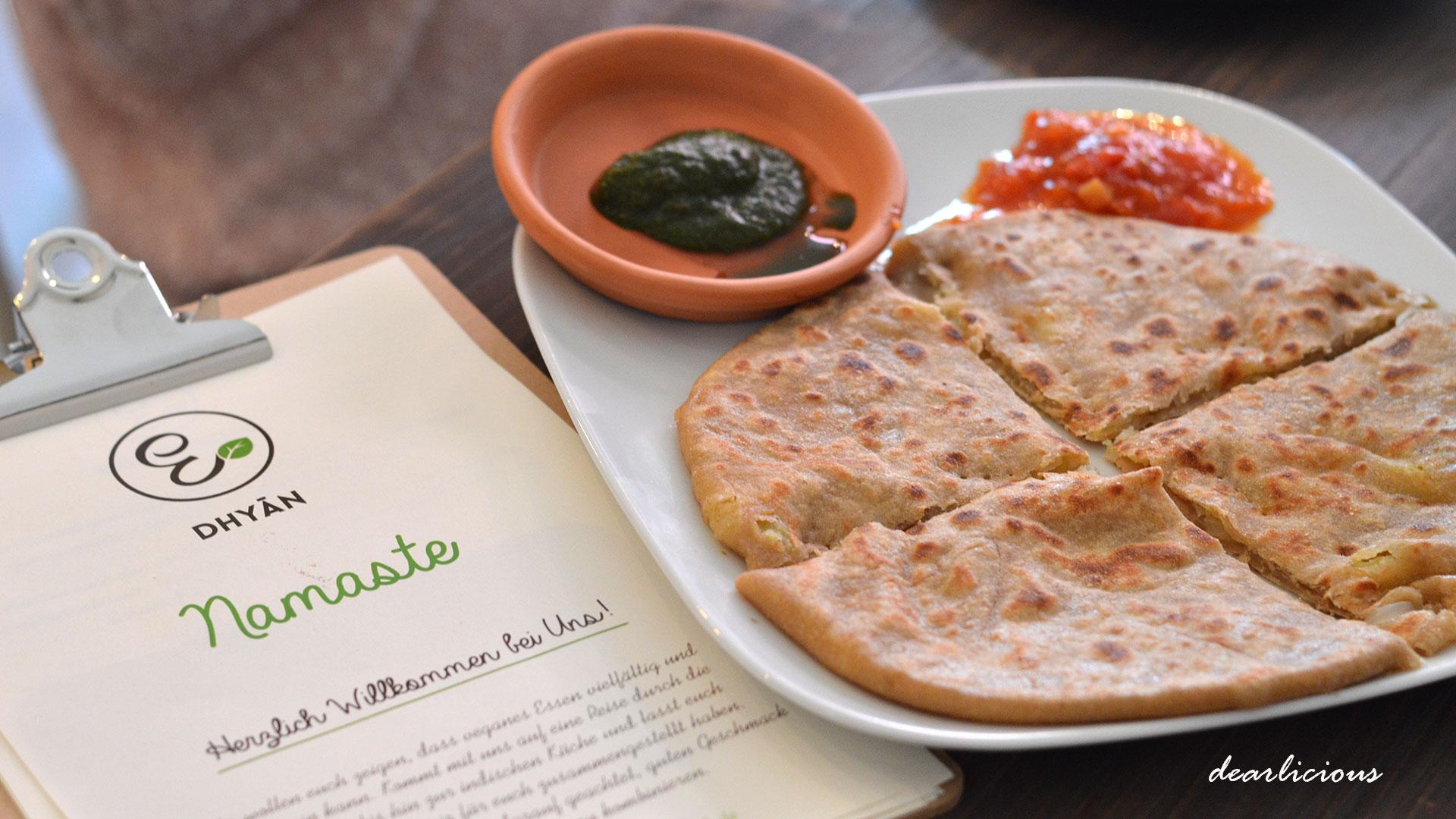 Dhyān: Indisch-vegetarisches Restaurant in Mainz | dearlicious | http://dearlicious.blogspot.com/2016/04/indisches-restaurant-dhyan-mainz.html
