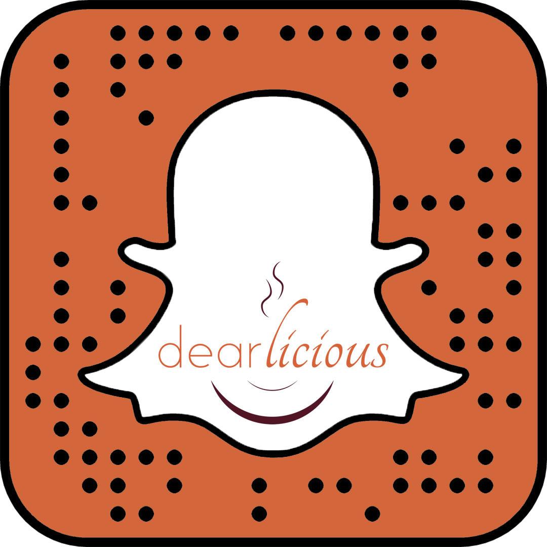 dearlicious | Snapchat