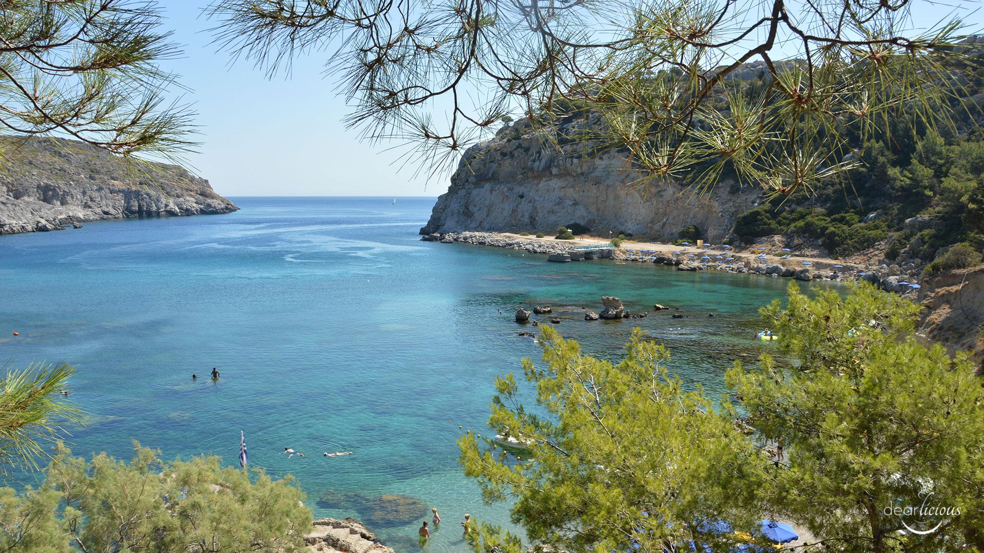 Food Travel | Kurzurlaub auf Rhodos | www.dearlicious.com