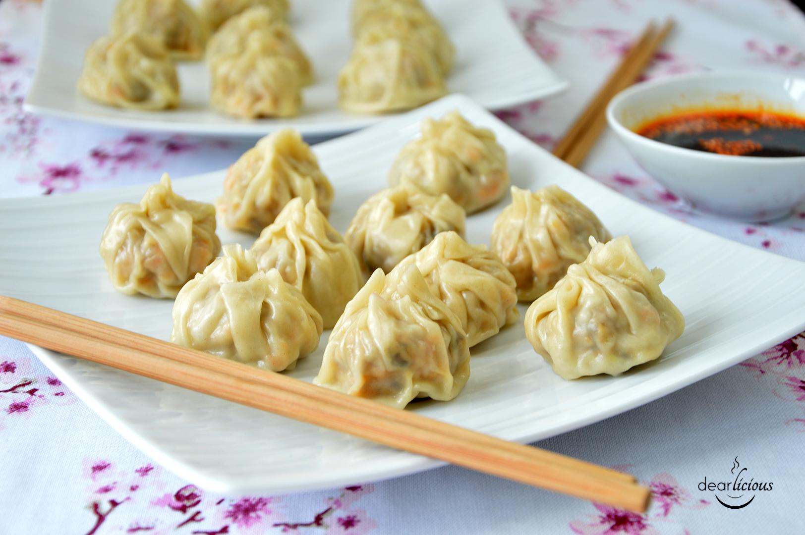 Rezept für Dumplings | Dearlicious