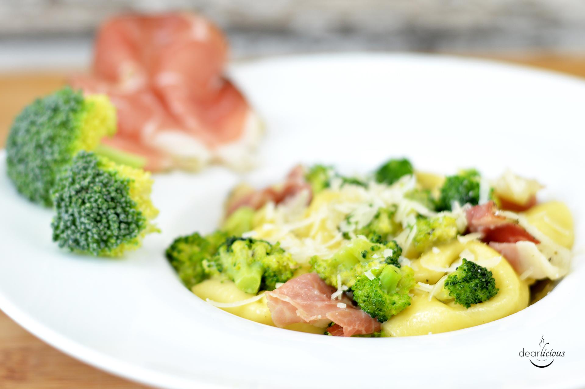 Schnelles Pfannengericht mit Hilcona Pasta | dearlicious