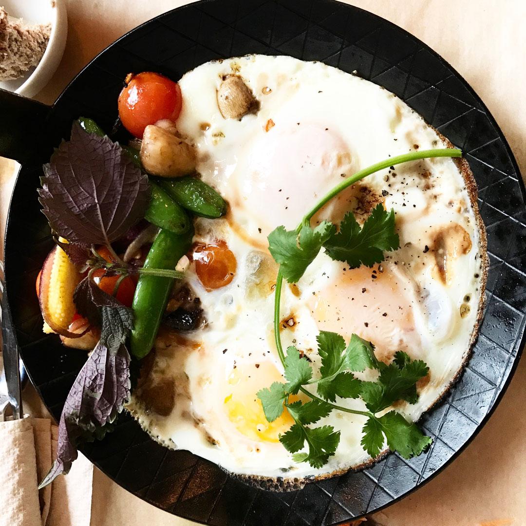 Vietnamesisches Frühstück in Berlin Neukölln Maison Han | www.dearlicious.com