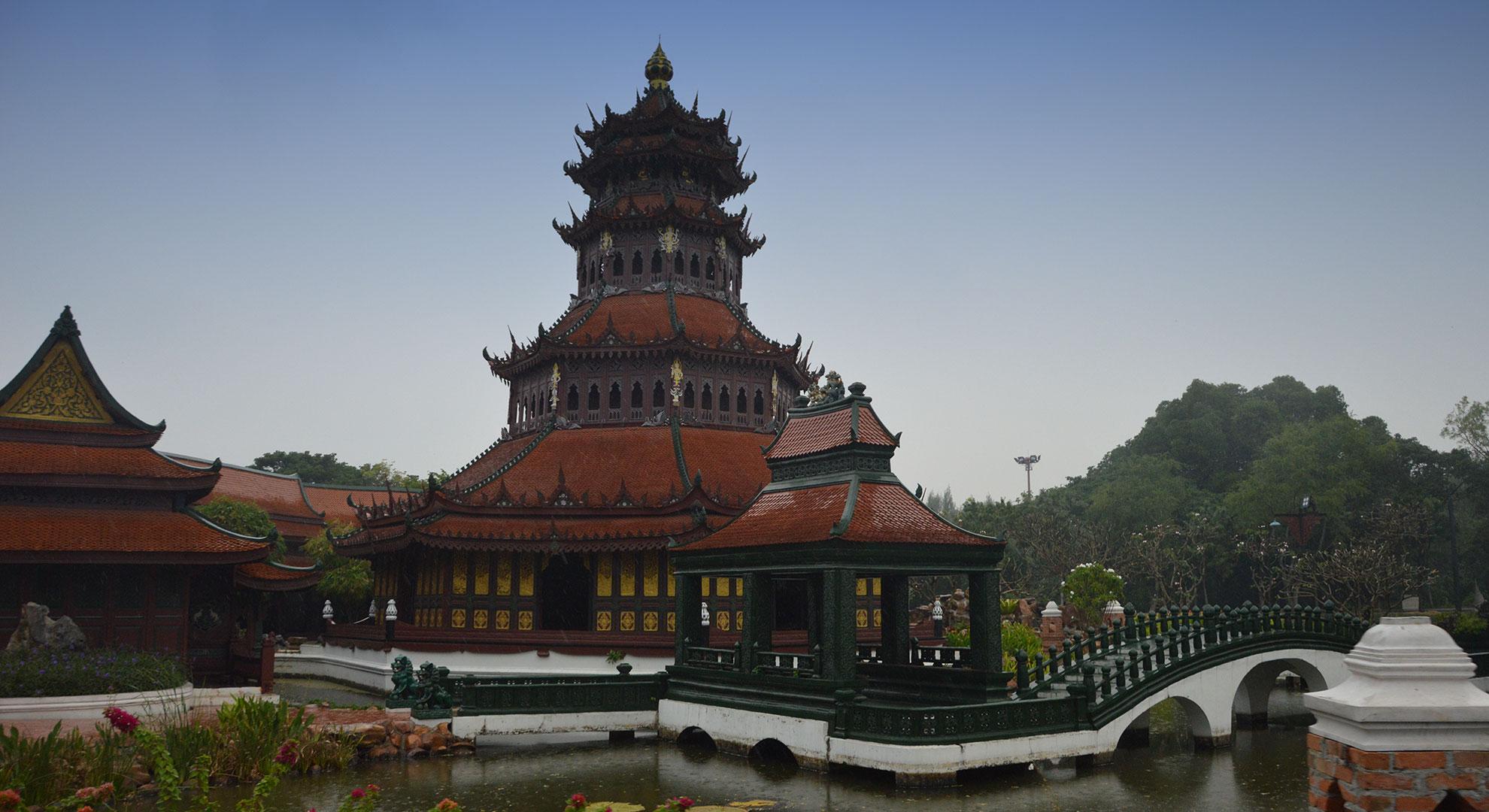 Bangkok-Tipps für Skeptiker | Ancient City - Mueang Boran | www.dearlicious.com | Dear Nitjakan Bunbuamas