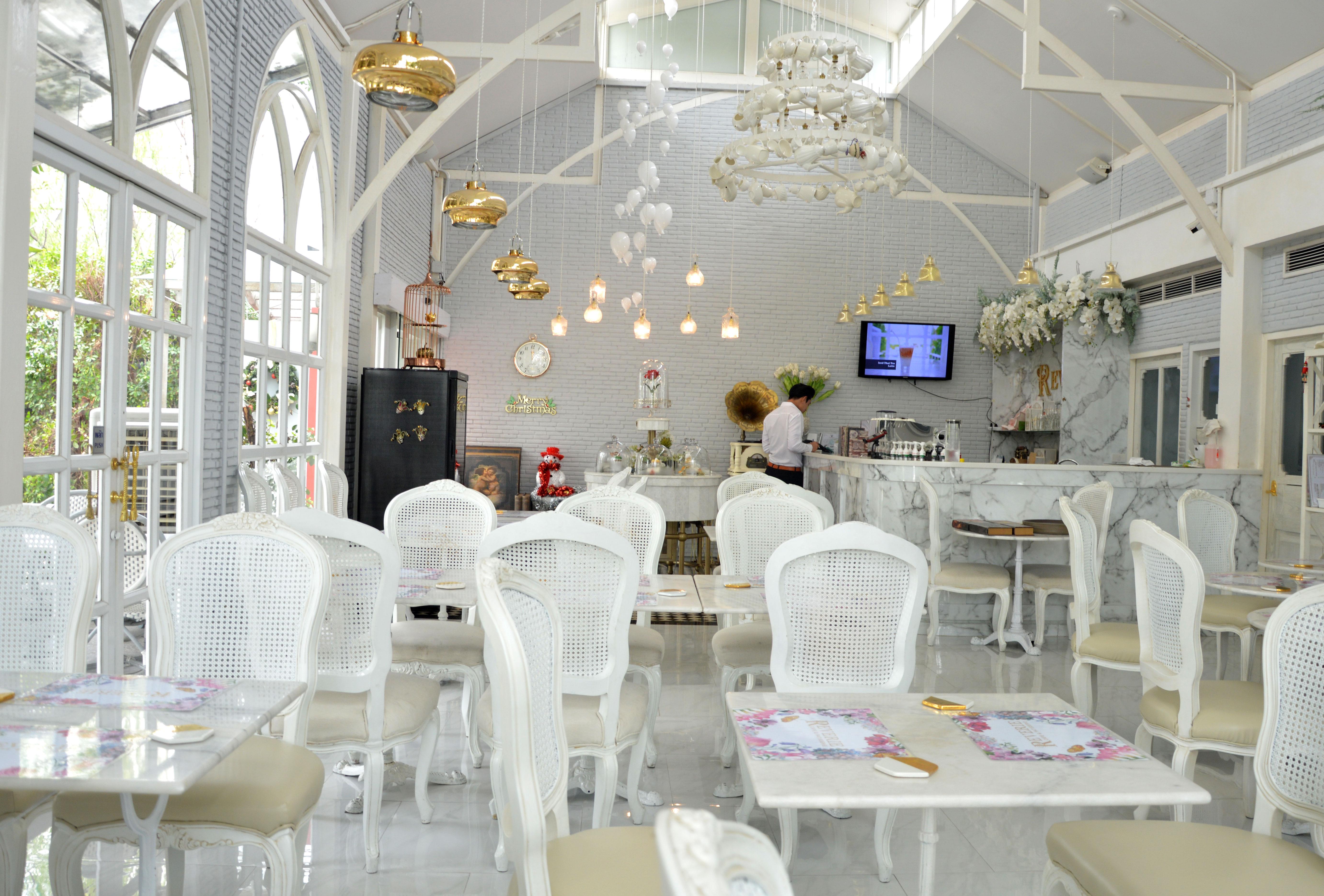 Bangkok-Tipps für Skeptiker | Café Reverie | www.dearlicious.com | Dear Nitjakan Bunbuamas
