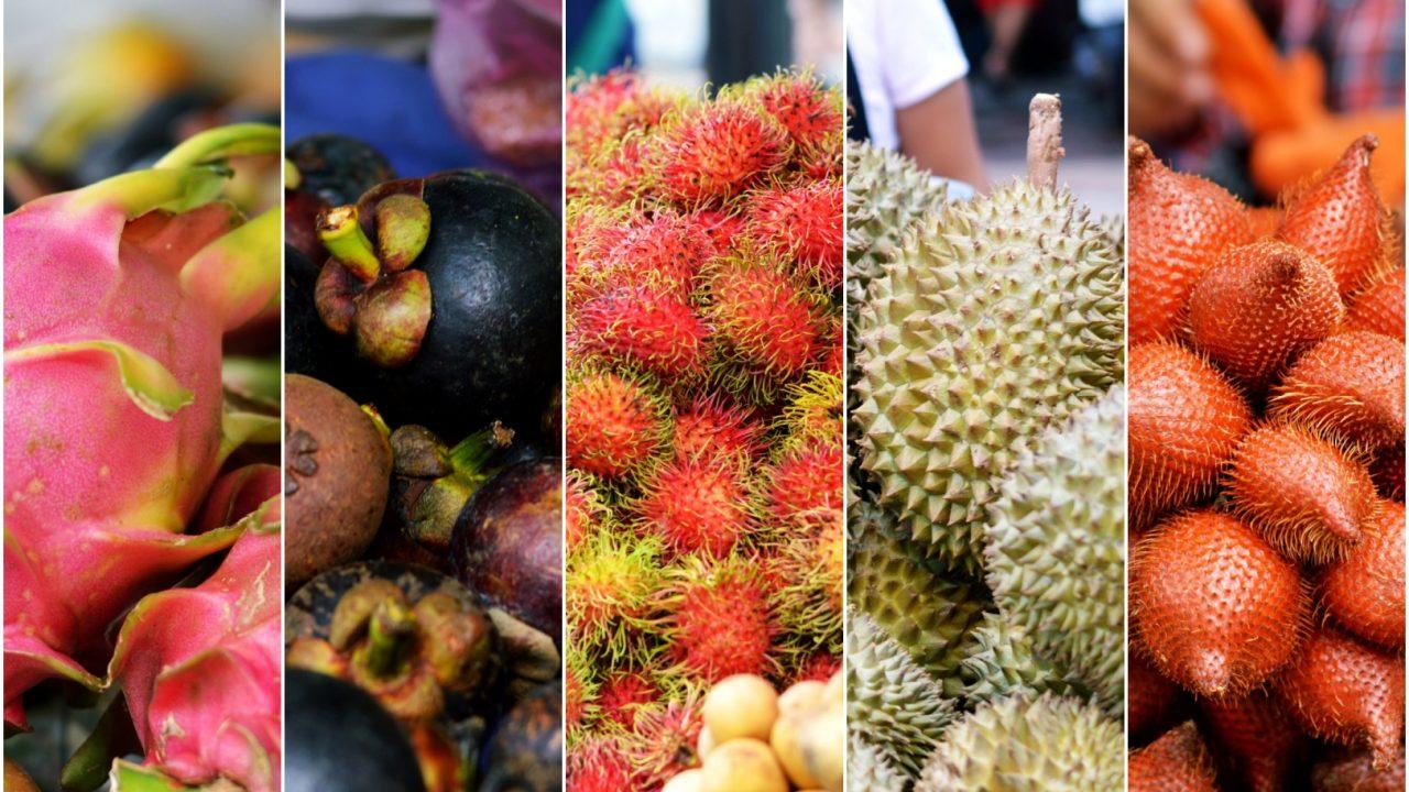 5 exotische Früchte aus Thailand | www.dearlicious.com
