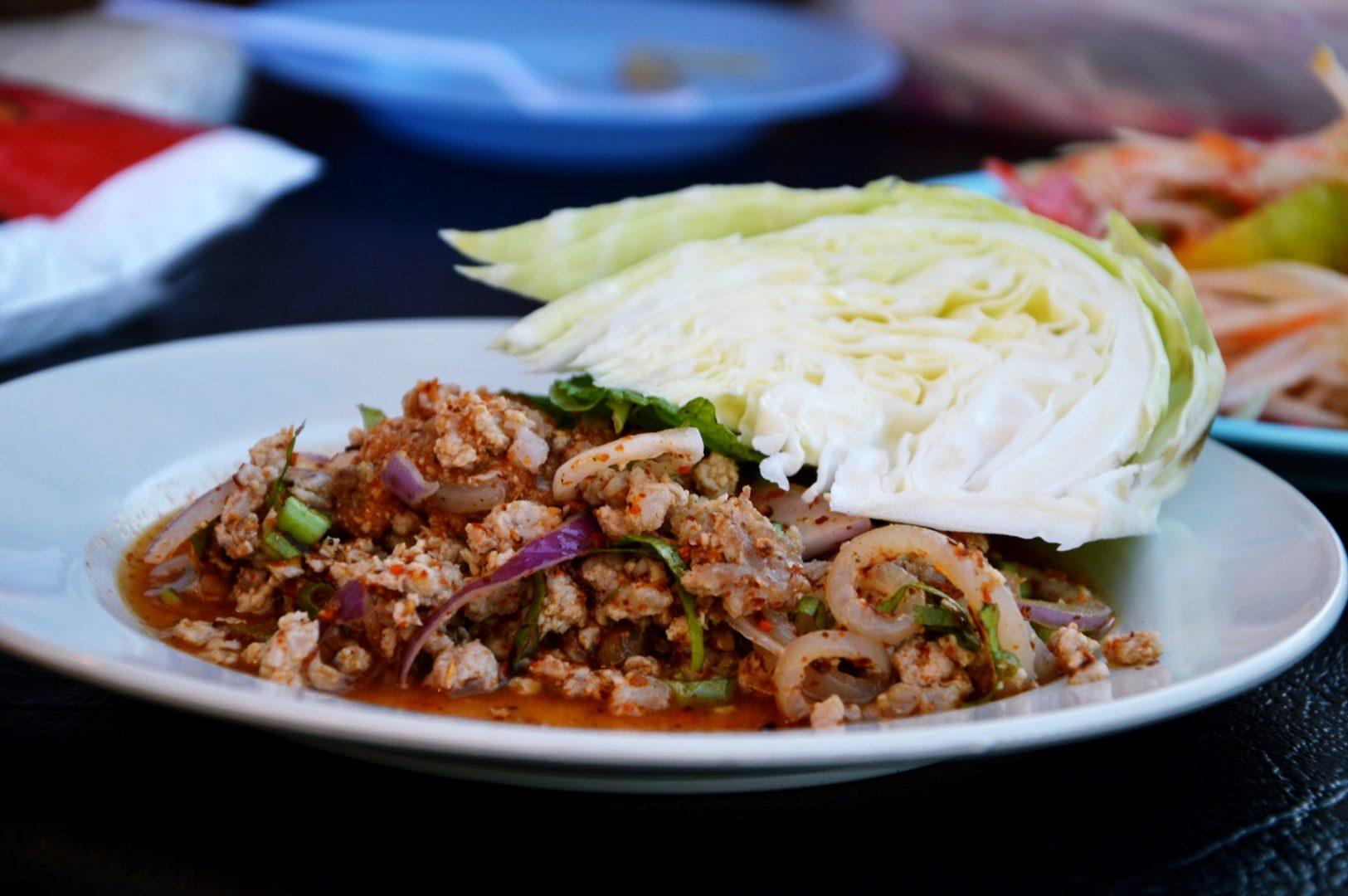 Das musst du in Thailand essen: Larb| www.dearlicious.com