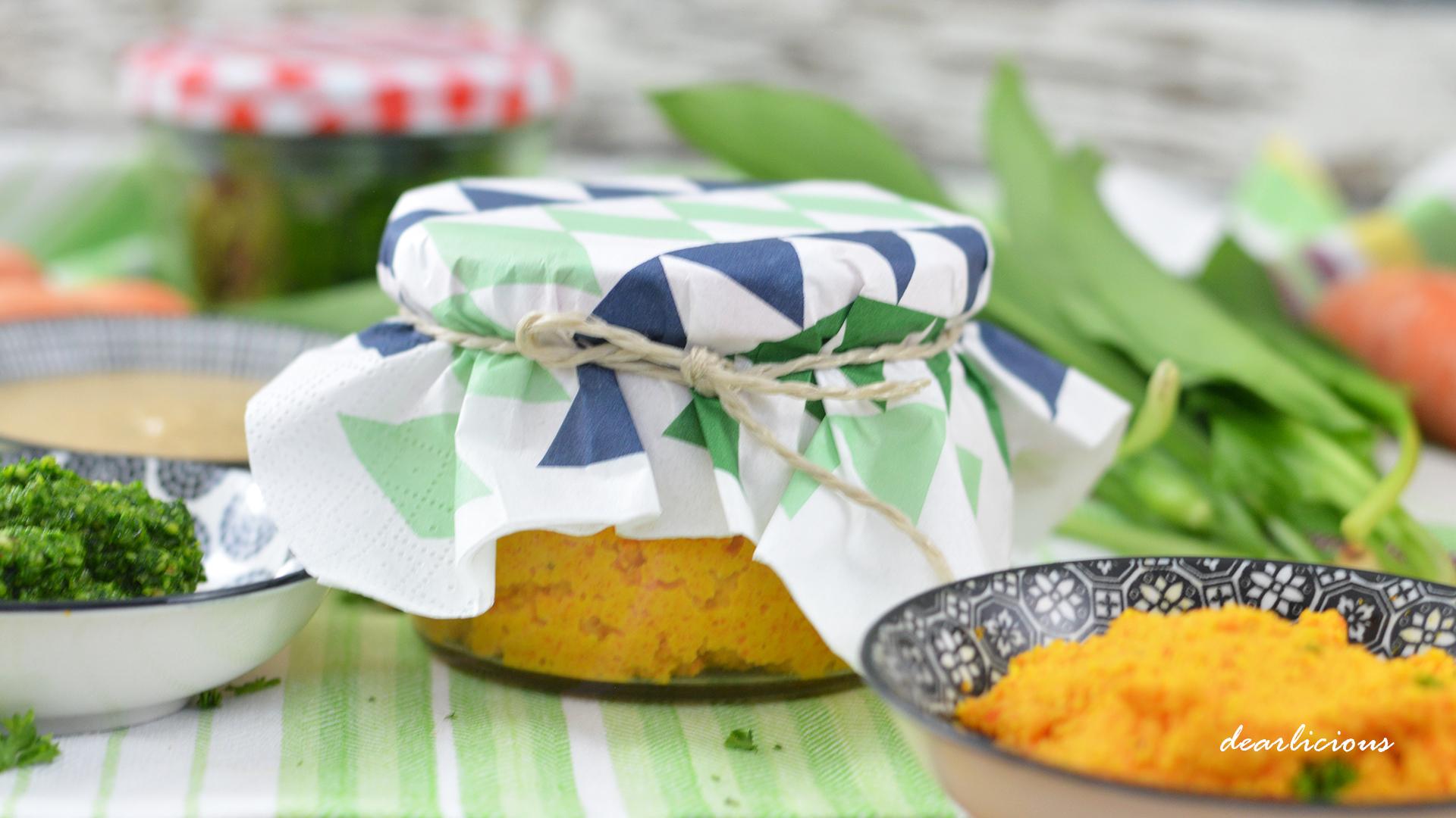 Dreierlei Ostergeschenke aus der Küche | dearlicious