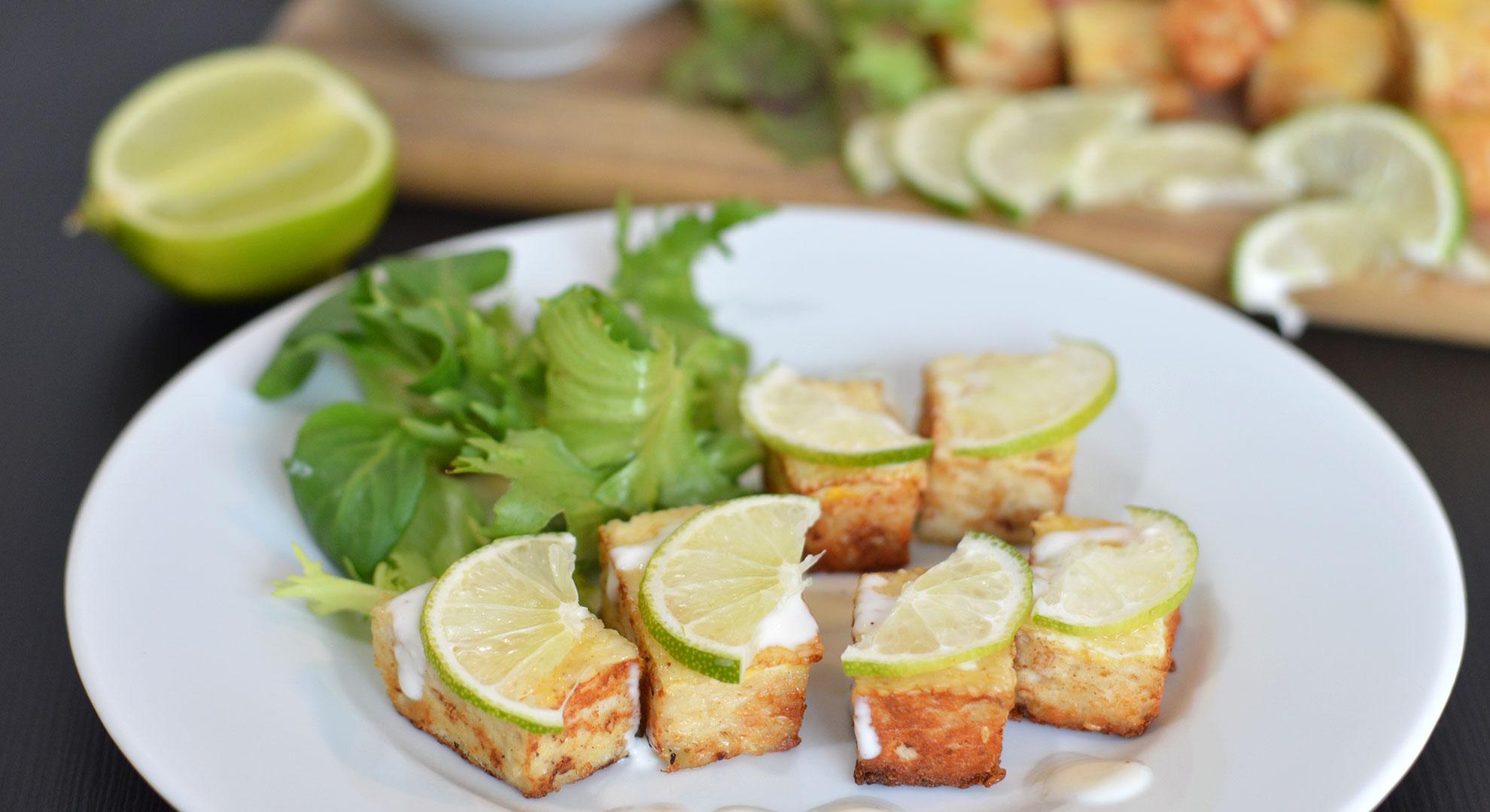 Rezept für thailändisch inspirierte Chicken Nuggets | www.dearlicious.com
