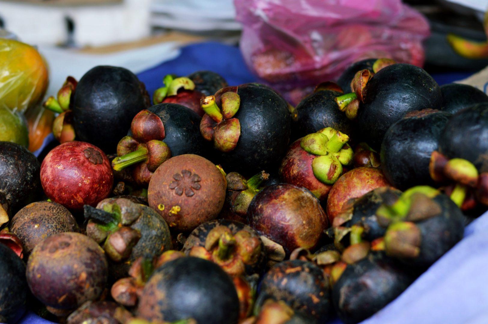 5 exotische Früchte aus Thailand - Mangostan| www.dearlicious.com