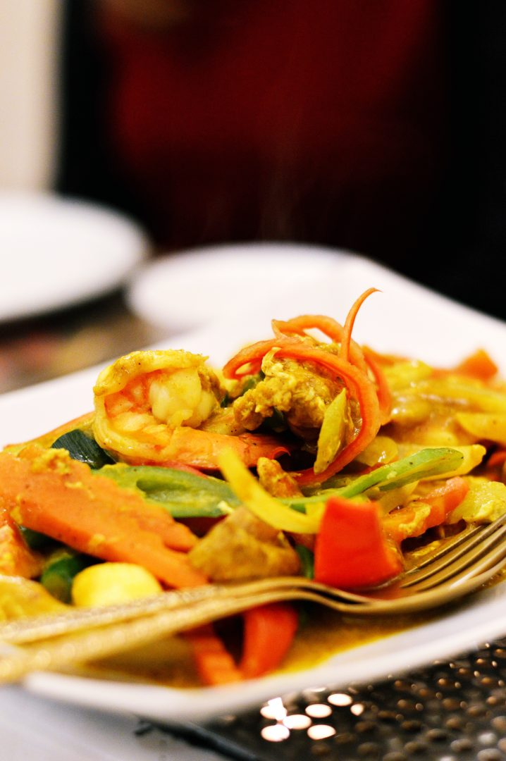 Nr. 71: Gung Pad Pong Gali im Tamrap Thai-Restaurant | www.dearlicious.com