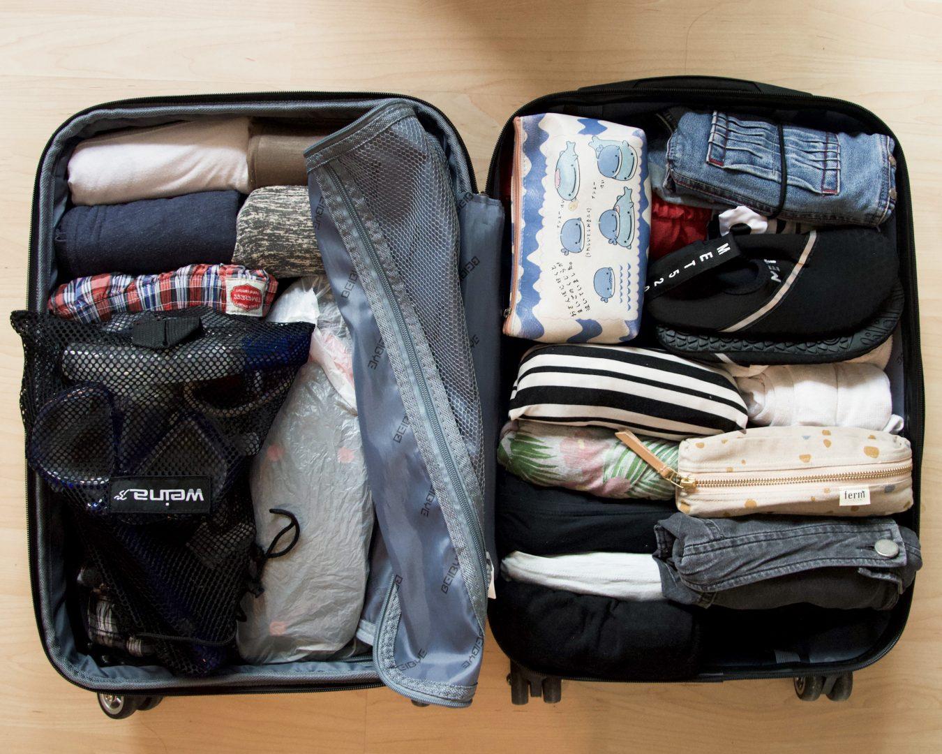 Packliste: 3 Wochen Thailand nur mit Handgepäck | www.dearlicious.com