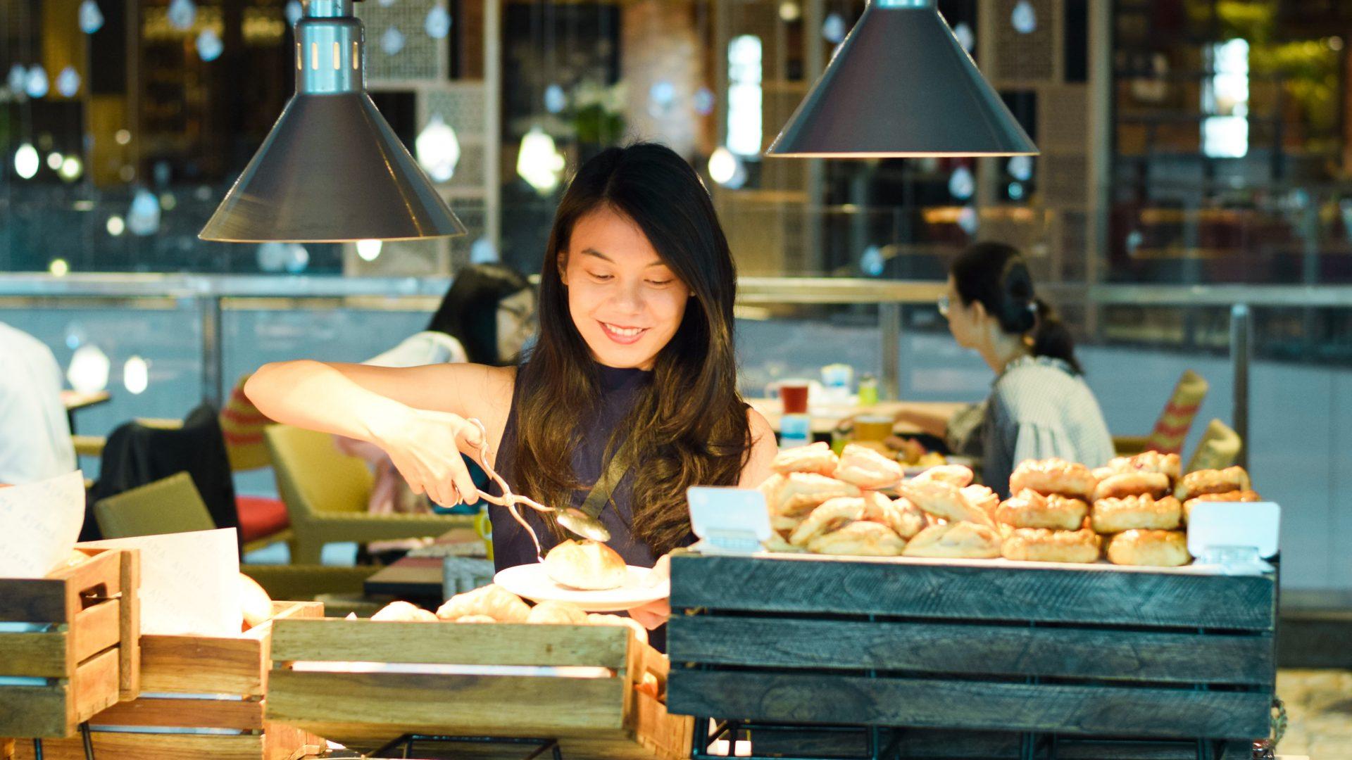 Frühstück im Amari Watergate Bangkok - Hotel Review | www.dearlicious.com