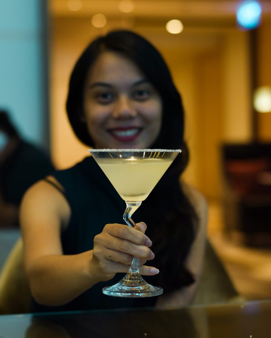 Club-Cocktails im Amari Watergate Bangkok - Hotel Review | www.dearlicious.com