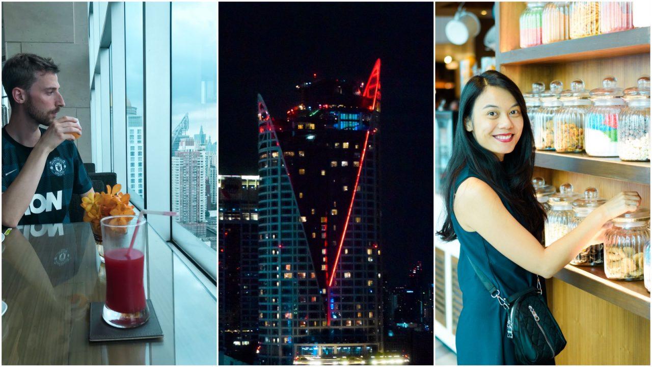 Amari Watergate Bangkok - Hotel Review | www.dearlicious.com