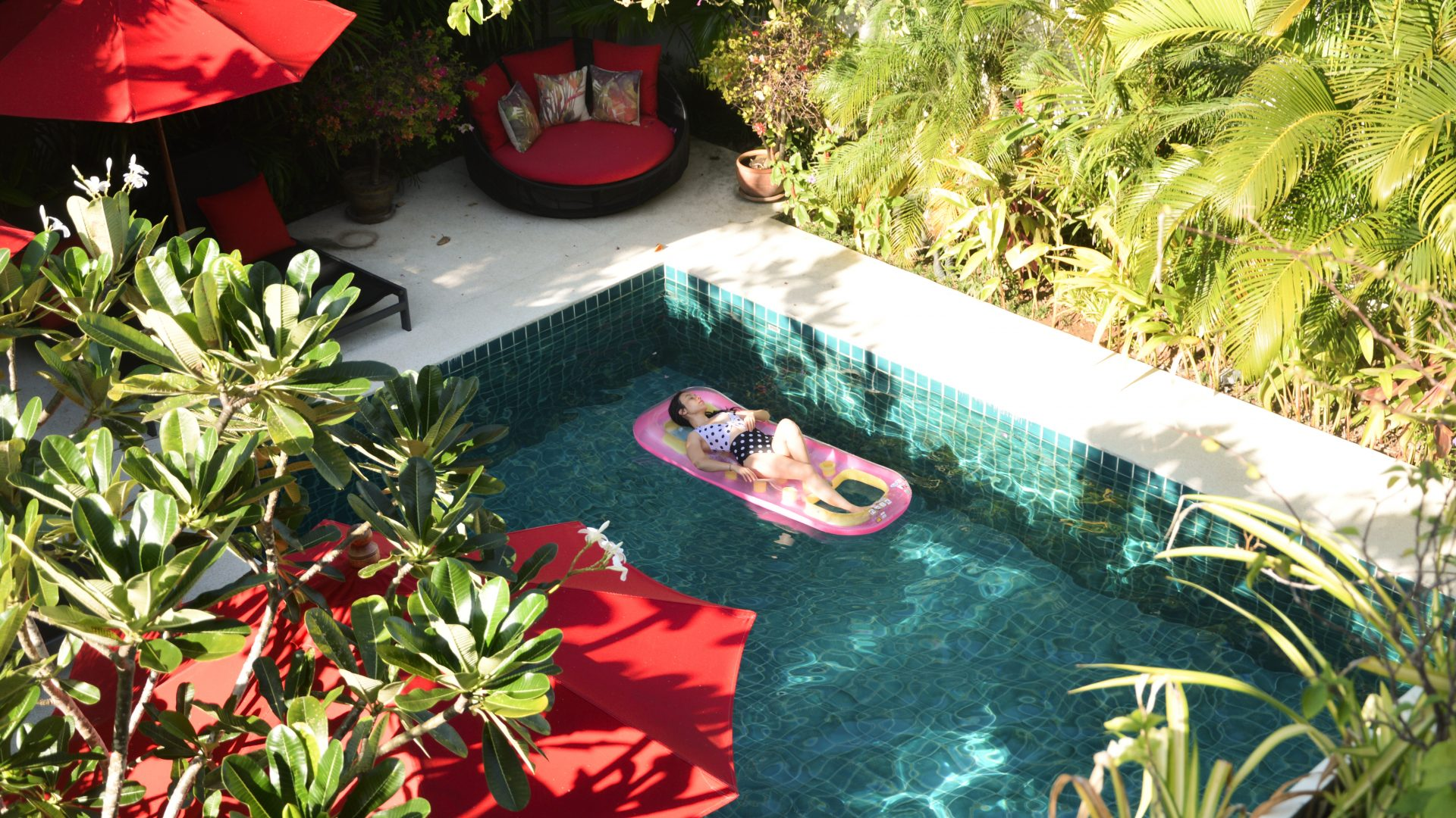 Villa Celeste - Unterkunft auf Koh Samui Review | www.dearlicious.com